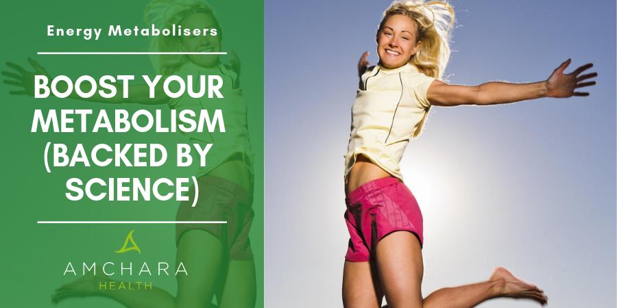 Boosting Energy Metabolism: Keep It Simple!