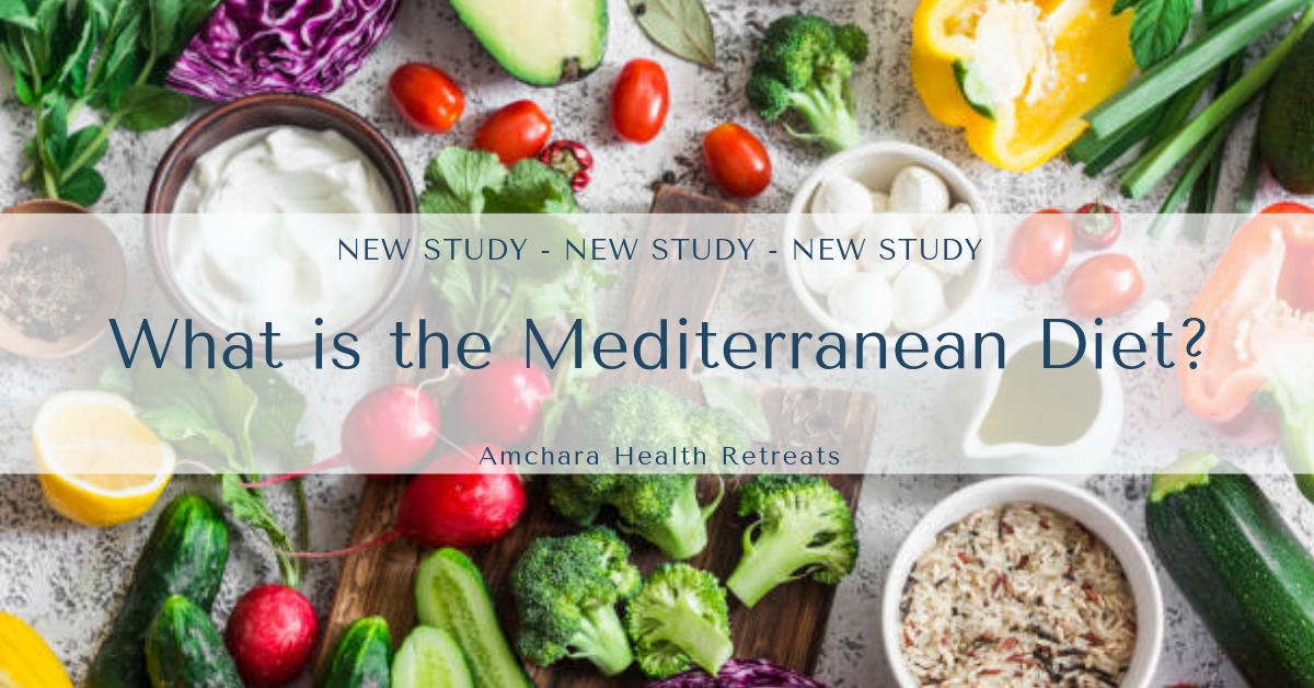 New study shows Mediterranean diet secret to weight loss