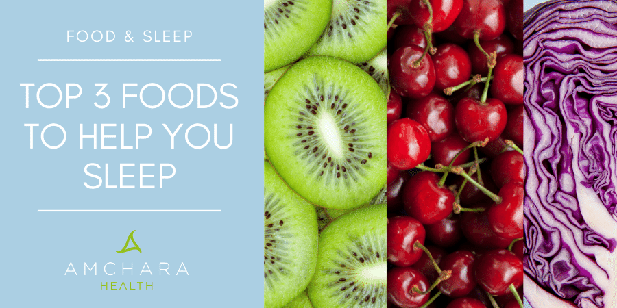 Can these three foods really help you sleep more easily?