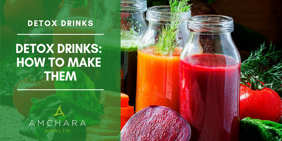 5 Detox Drinks for Cleansing and Weight Loss