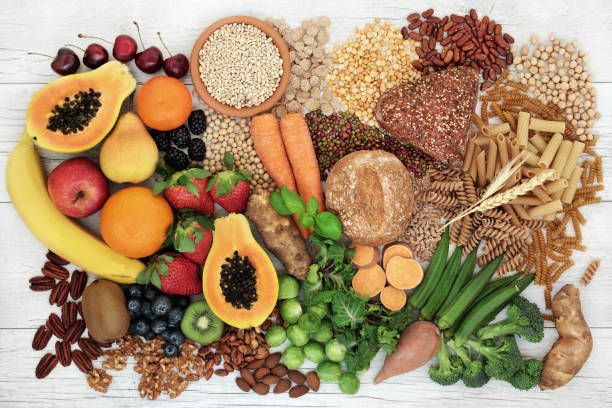 Fill up on Fibre and Live Longer
