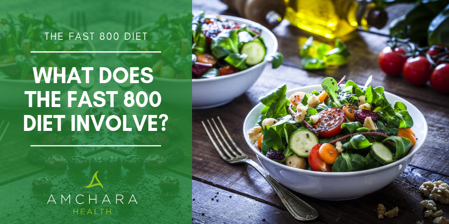 The Fast 800 Diet – What You Need To Know