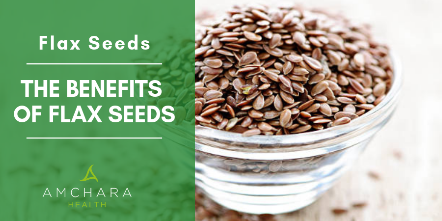 Flax Seeds - Full of Healthy Nutrients
