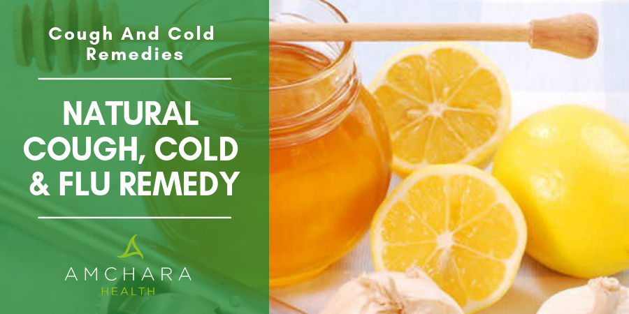 Top 5 Home Cough And Cold Remedies