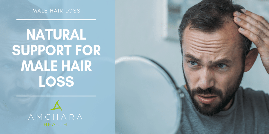 How to Combat Male Hair Loss
