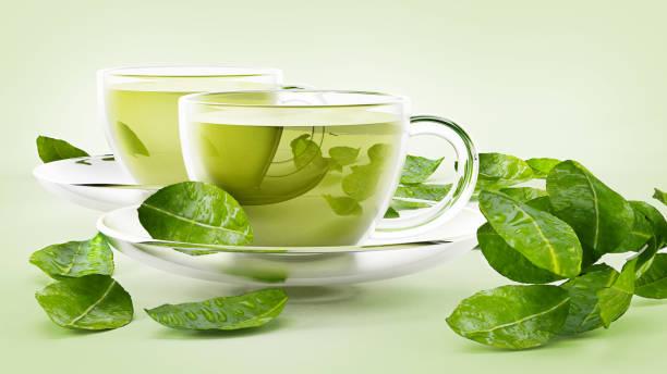 The Health Benefits Of Organic Green Tea