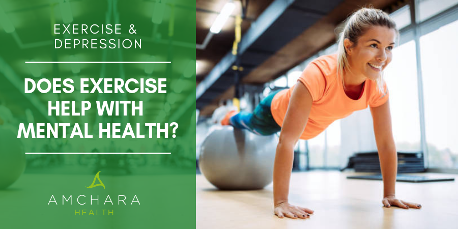 Can Exercise Help With Depression? .