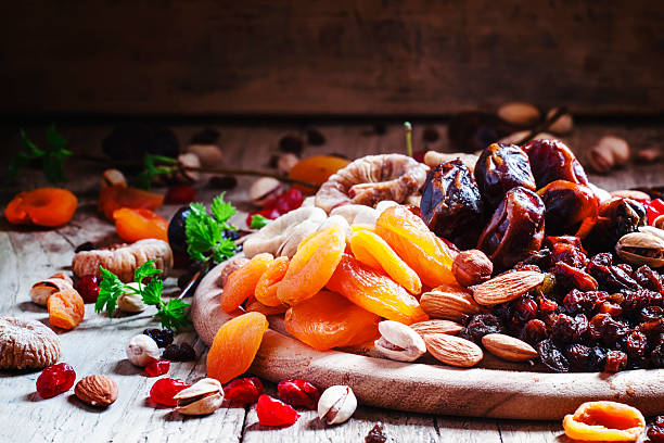 Lose Weight With Dried Fruits