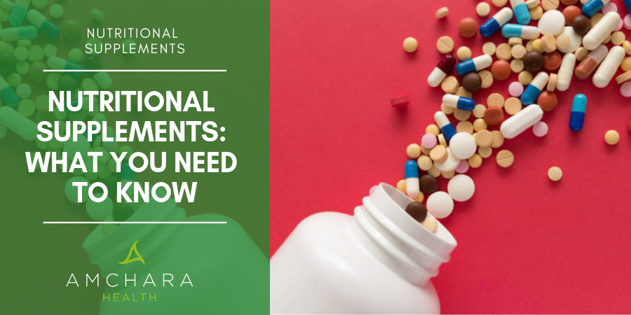 Nutritional Supplements – are they worth taking?
