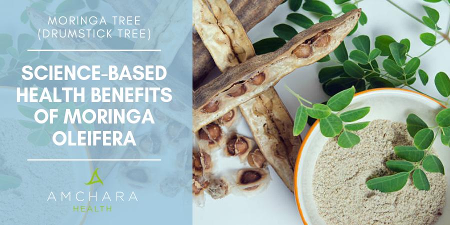 92 Nutrients and 46 Antioxidants In One Tree Moringa Oleifera