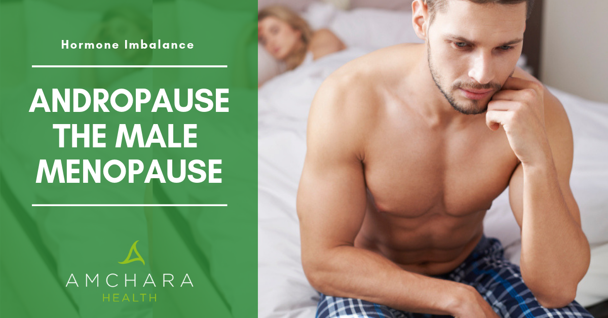 Hormone Imbalance In Men