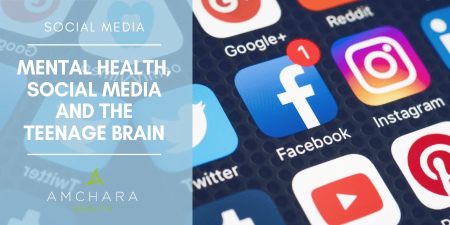 Social Media, Depression And The Teenage Brain.