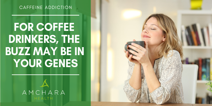 DNA and Coffee Metabolism