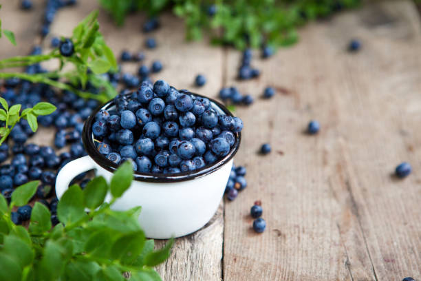 5 Benefits of Blueberries