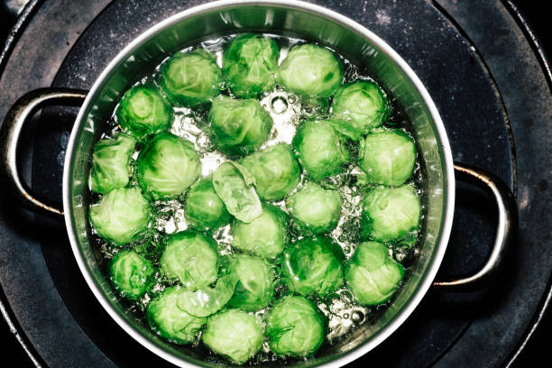 The Brilliance Of Brassicas: Brussels Sprouts