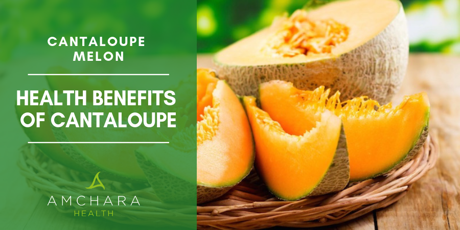 Cantaloupe Melon and the Amazing Health Benefits