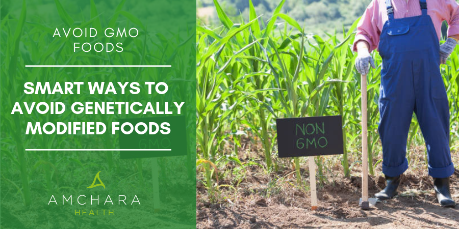 How To Avoid Genetically Modified (GM) Foods