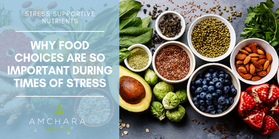 Top 5 Stress Supportive Nutrients