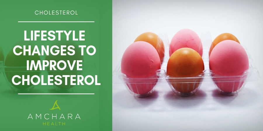 Control your Cholesterol Levels - Naturally