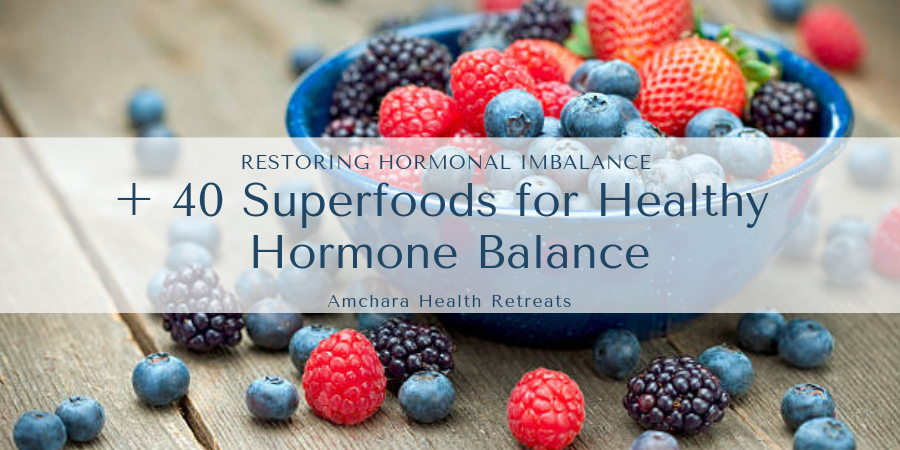 Restoring Hormonal Imbalance Naturally