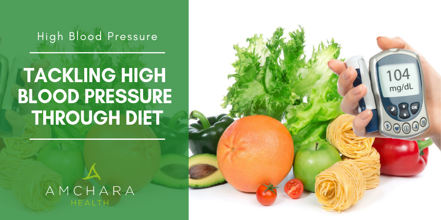 Dietary solutions for tackling high blood pressure