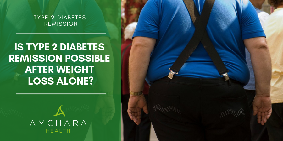 Type 2 diabetes: is weight loss a simple solution for this global epidemic?