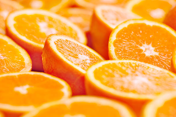 Delicious Summer Oranges