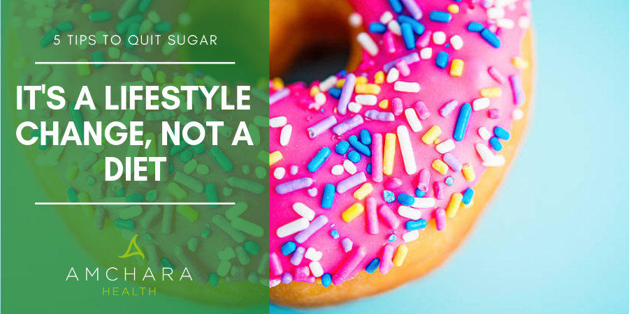 5 Tips To Quit Sugar