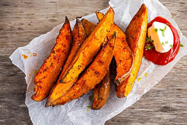 Vegetarian Sweet Potato Recipes - Sweet!