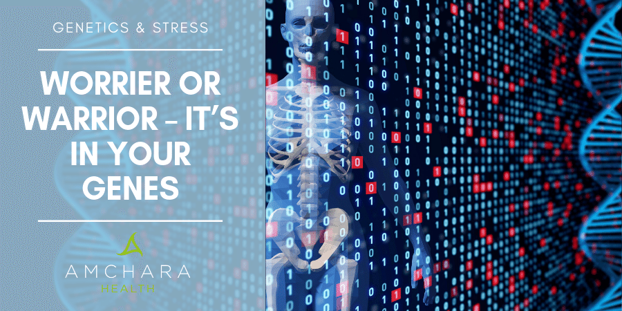 How Our Genetics Predispose Us To React To Stress