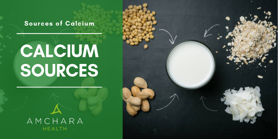Top 10 Sources of Calcium