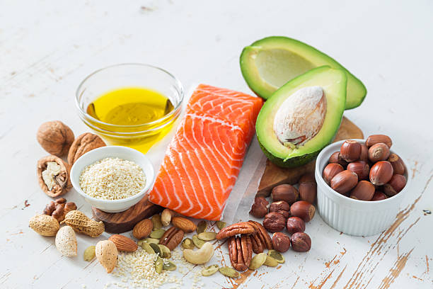 New study shows that dietary fats are key to healthier, longer life