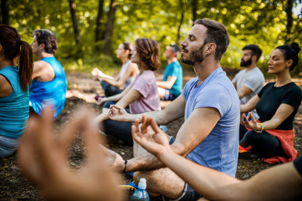 The Benefits Of Yoga And Meditation On Your Brain Function