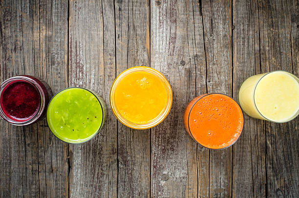 Spring Juice Recipes