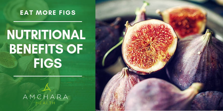 Six Reasons You Should Get More Figs In Your Diet