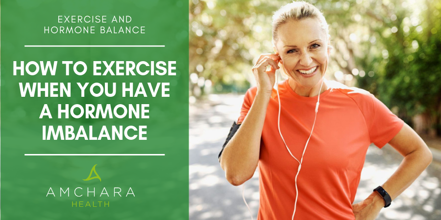 Exercise and Hormone Balance