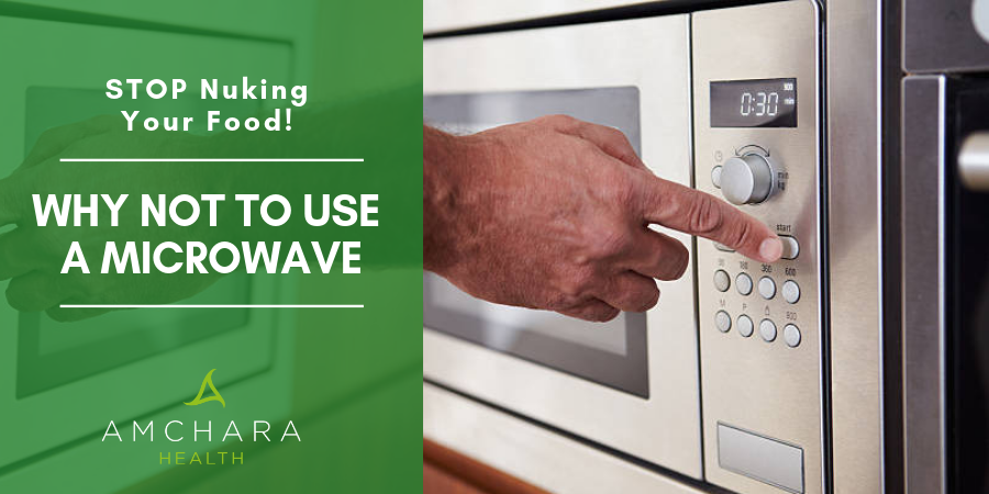 Your Microwave Is Killing Your Food