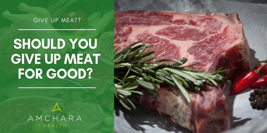 Should This Be The Year You Give Up Meat?