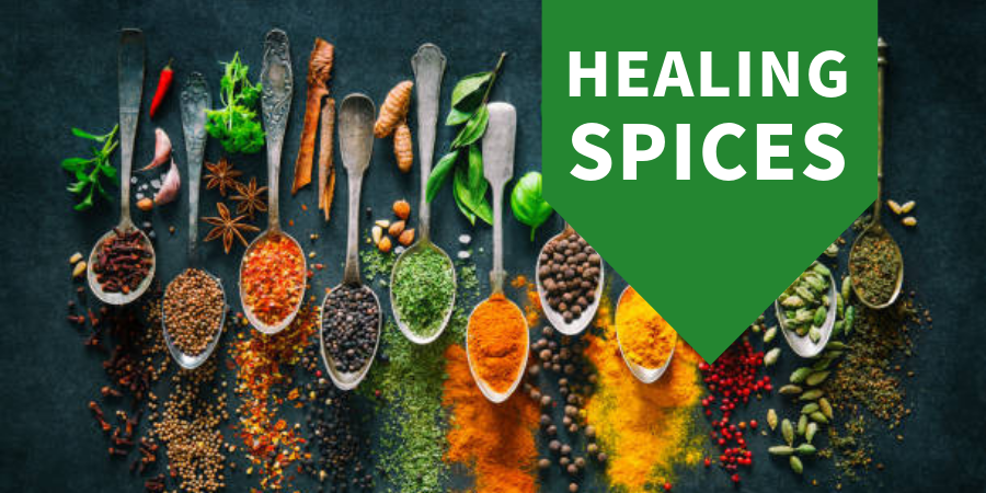 Spices: The forgotten healers?