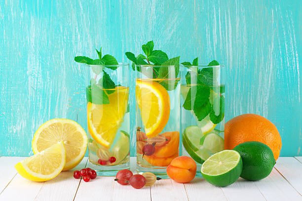 Homemade Vitamin Water For A Super Health Boost