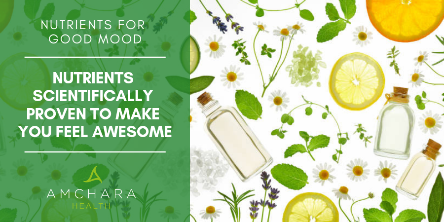Top 10 Nutrients For Good Mood