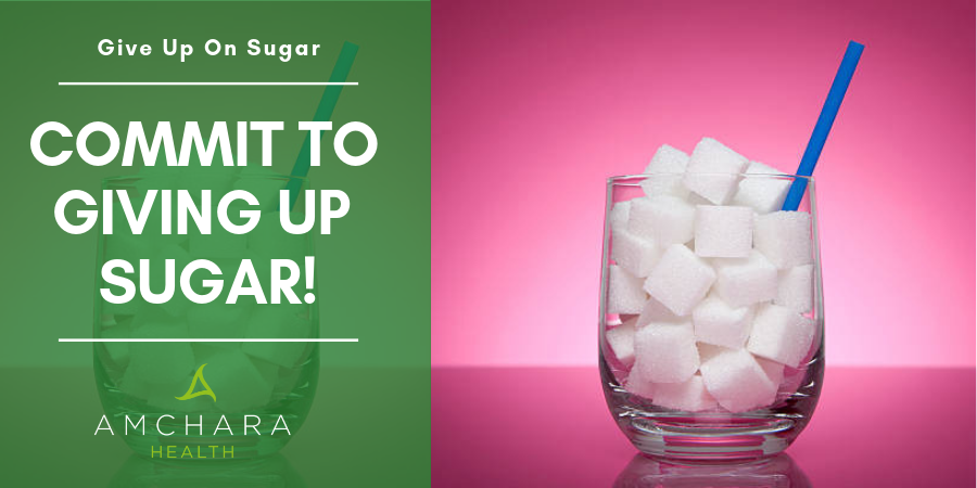 Give Up On Sugar