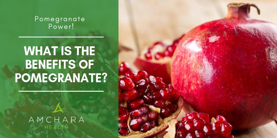 Pomegranate Power!