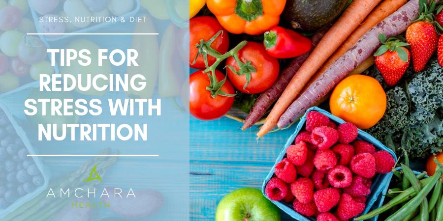 Anti-Stress Nutrition Tactics