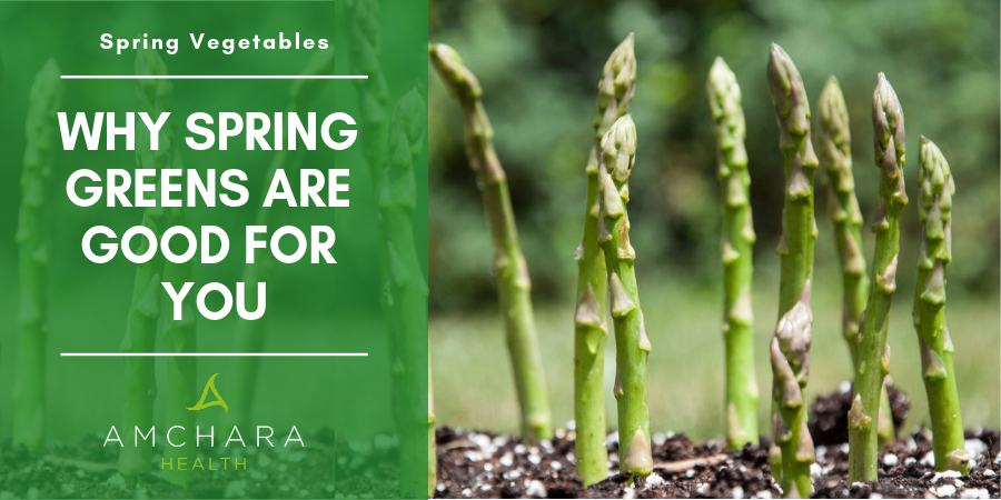 The Health Benefits of Spring Vegetables
