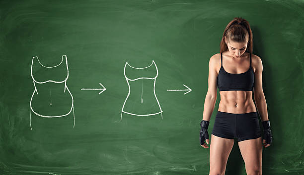 New research reveals the formula to stable weight loss