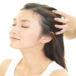 Blissful Head Massage