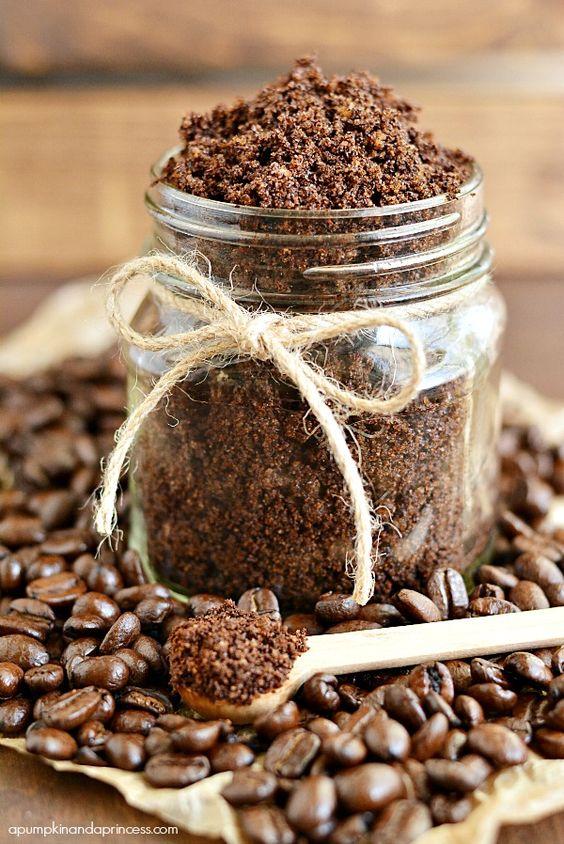 Invigorating Coffee Body Scrub
