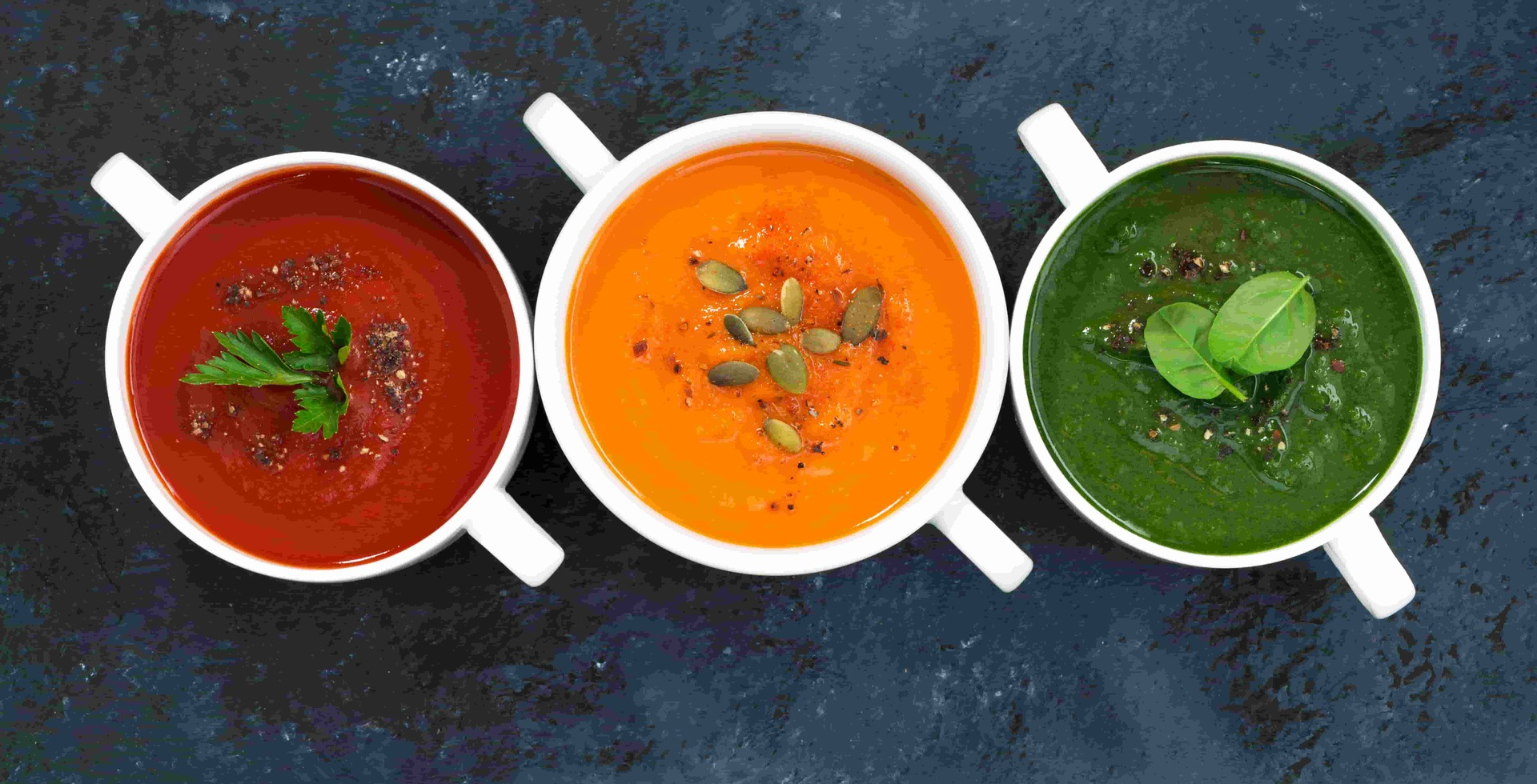 SOUP: A potential smorgasbord of anti-cancer nutrients!