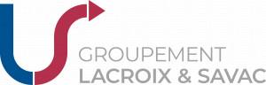 logo : GROUPEMENT LACROIX & SAVAC